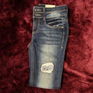 671d15797f7d3 Mudd Bottoms   Girls 4 Pack Jeans Combo   Poshmark